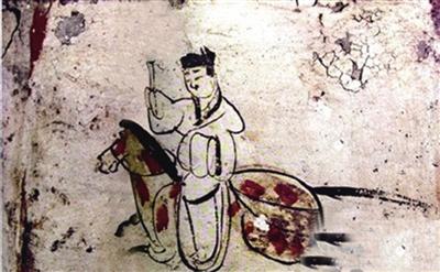 古代木板贴图素材
