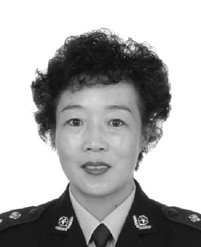 西宁市公安局优秀女民警风采录
