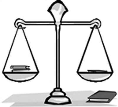 天平秤 矢量素材 eps_0003-天平秤图片,矢量素; 卡通天平图片