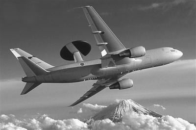 320b型商用民航飞机为基础,更换发动机,加装旋转天线罩与电子设备而成