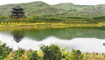 践行绿色发展的生态名片——西宁园博园开园侧记