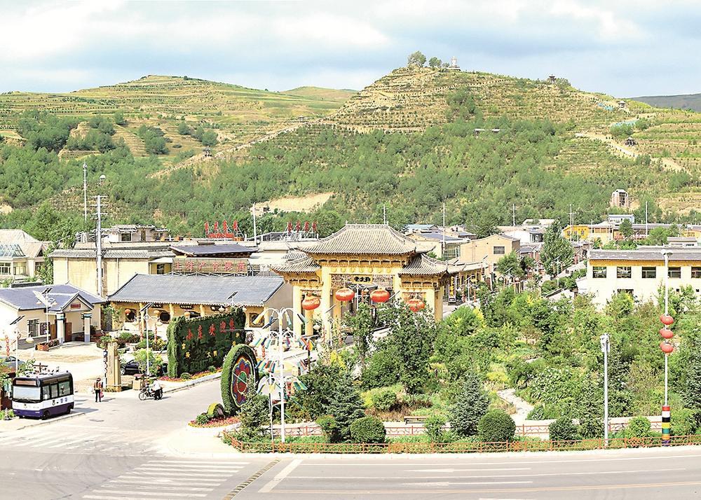 """我省星级乡村旅游接待点达600余处 乡村旅游,让好风景带来好""""钱景"""""""