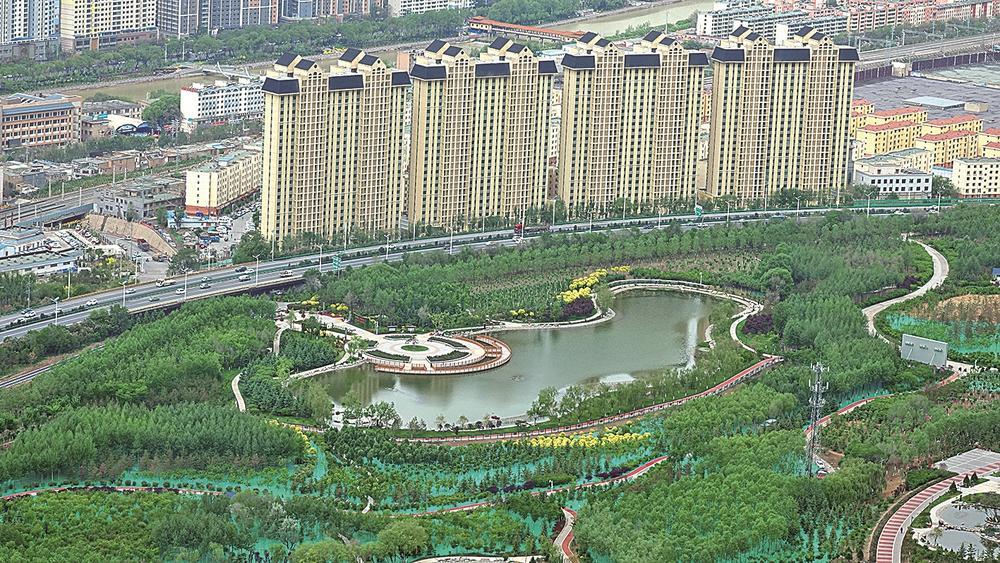 西宁北山美丽园入选国家青少年自然教育绿色营地