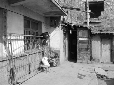 """来到西宁市城北区三其村,寻找十年前接受""""真情救助百名贫困生大行图片"""