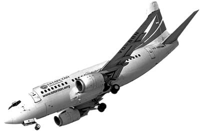 客机降落操作步骤