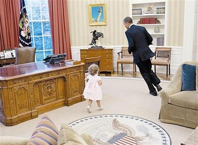 阿么个  从外国领导人办公室的家具摆设,装潢格调,不仅能看出他们的