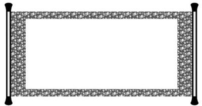 ppt 背景 背景图片 边框 家具 镜子 模板 设计 梳妆台 相框 400_211