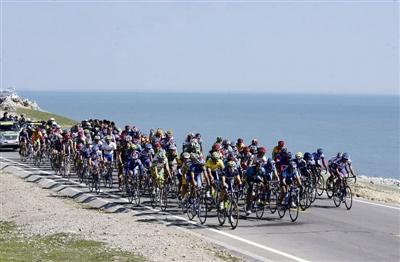 环海南岛,环太湖,环崇明岛,环南中国海,环中国等大规模自行车赛事应运
