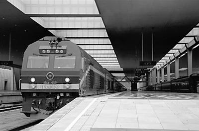 南京到拉萨火车