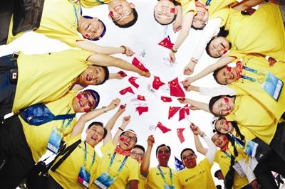 环湖赛演绎民族团结最美和声
