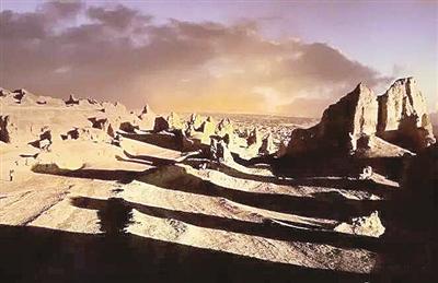 海西州委副书记王敬斋说,海西州地理形态多样,自然风光雄奇壮美